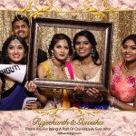 Toronto Tamil Wedding Photo Booth Rental at Chandni Banquet Hall