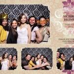 Toronto Thompson Hotel Wedding Photo Booth Rental