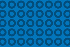 toronto photo booth backdrop options blue echo circle pattern
