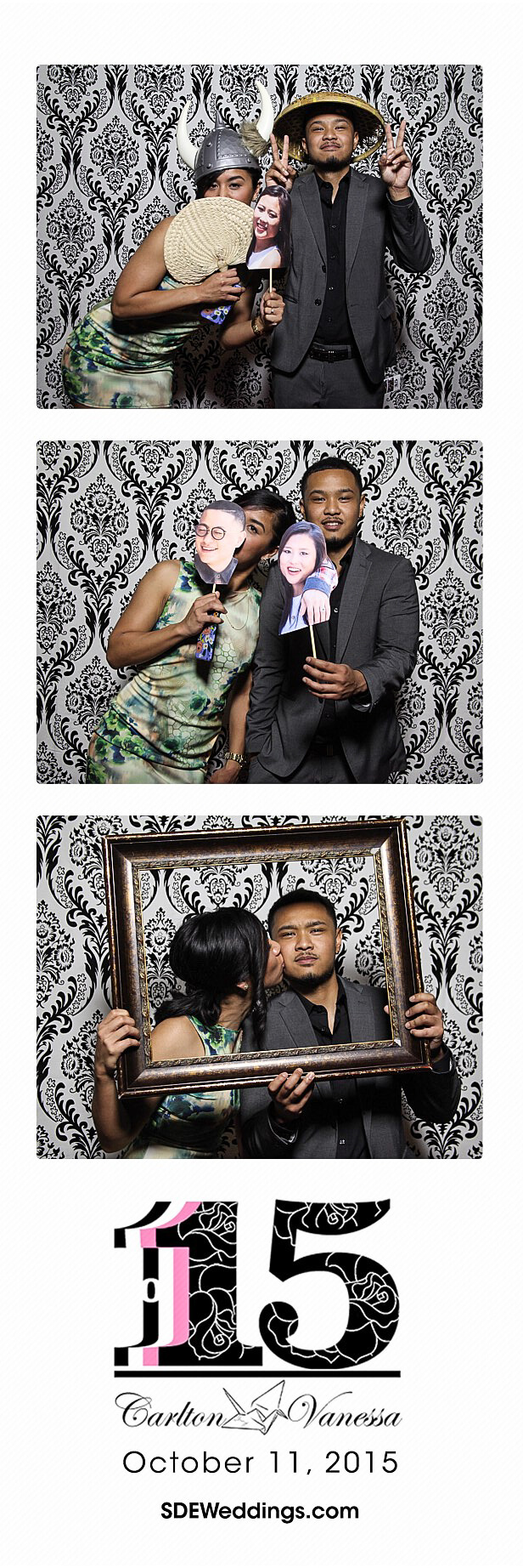 Toronto Kortright Centre Wedding Photo Booth Rental 6