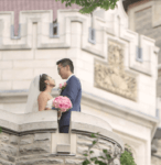 Toronto Cinematographers Filming at Casa Loma for Alex & Baillie's Chinese Wedding