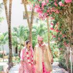 Toronto Destination Hindu Wedding Videographer at Azul Sensatori Cancun Mexico Resort