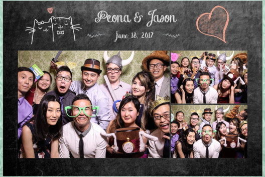 toronto photo booth rental 1 plus 2 design