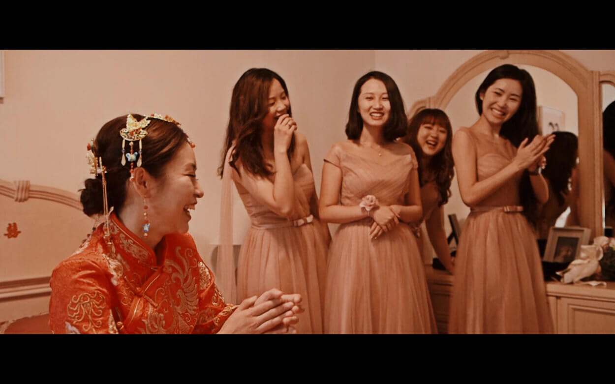 Angela & Isaac's Chinese Wedding at Edgewater Manor