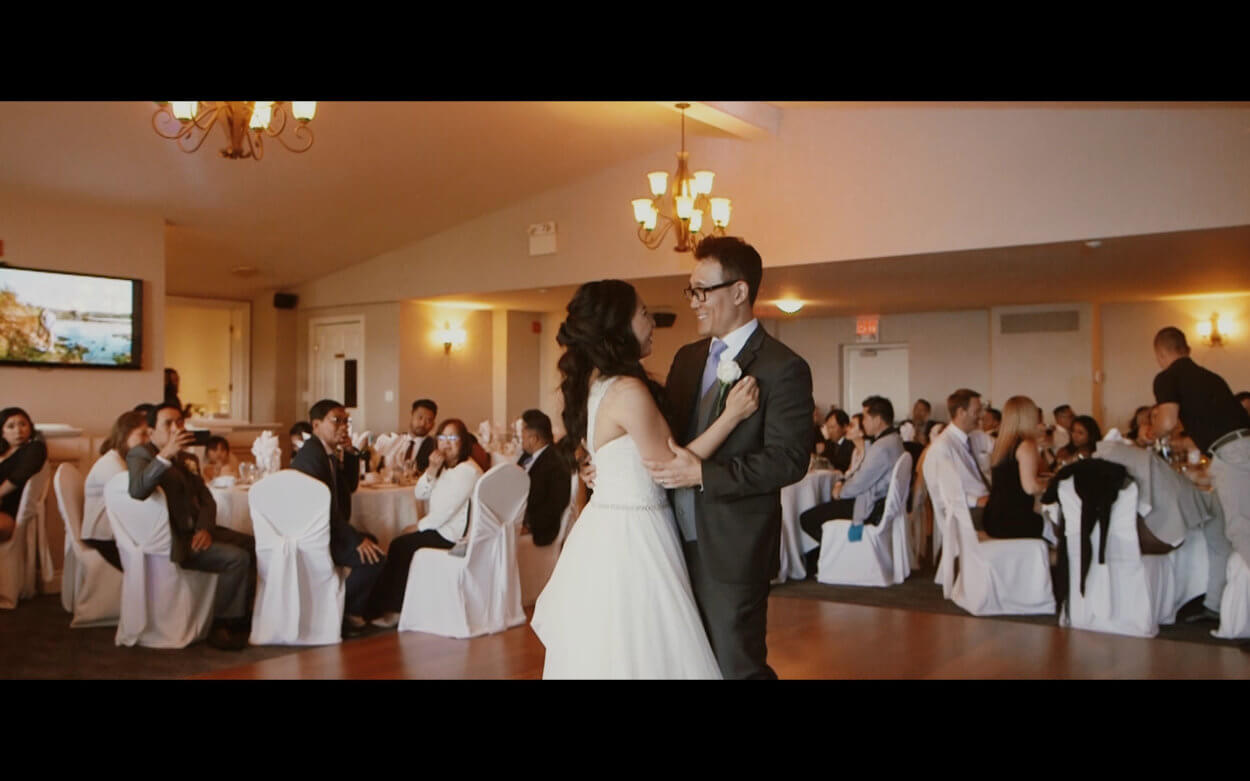 Peter & Paula's Korean Wedding Video at Oakview Terrace